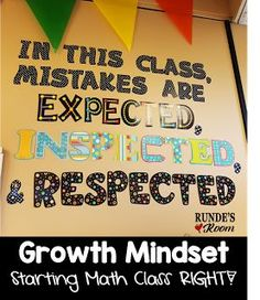 This year, before we dive into our first math unit, we're setting up for a successful year by examining our growth mindset in math. The very first day, I started with a math engagement survey, to see Classroom Displays, Classroom Themes, Classroom Organization, Classroom Management, Creative Classroom Decorations, Highschool Classroom Decor, Year 3 Classroom Ideas, Spanish Classroom Decor, Math Classroom Decorations