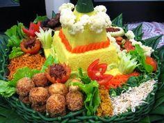 Catering tumpeng (021) 92147352: Pesan nasi tumpeng kelapa gading Jakarta utara
