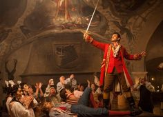 Luke Evans as Gaston in  Disney's Beauty and the Beast, in theaters March 17, 2017.