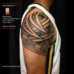 Beautiful #samoan #tattoo #polynesiantattoosarmband #samoantattoosmen