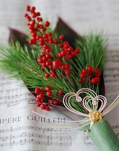 ❧ Noël en rouge et vert ✵❧
