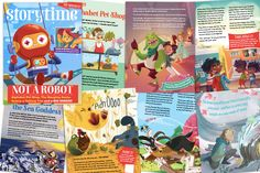 Look at all the wonderful stories and illustrations inside Storytime Issue We have puzzles, activities, crafts and a board game too! Find out more at ~ STORYTIMEMAGAZINE. Shop Story, Magazines For Kids, Story Time, Pet Shop, Puzzles, Board Games, Fairy Tales, Illustrations, Activities