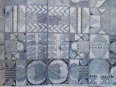 Nigerian Indigo cloth