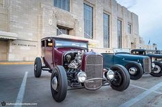 Since I posted a #HotRodsOfOmaha shot on @chromepipesandpinstripes heres another :) @_henrickson s ride as part of the shoot for @hopupmagazine http://ift.tt/2oEHmQt