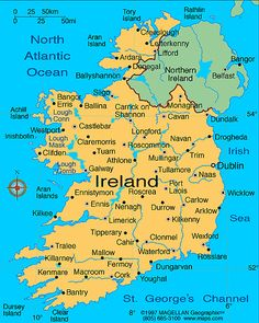 Map Of Ireland With Towns And Villages.96 Best Maps Images In 2019 Historical Maps Map British Isles