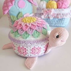 Mesmerizing Crochet an Amigurumi Rabbit Ideas. Lovely Crochet an Amigurumi Rabbit Ideas. Chat Crochet, Crochet Fish, Crochet Amigurumi, Crochet Home, Amigurumi Doll, Crochet Crafts, Crochet Dolls, Crochet Baby, Crochet Projects