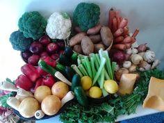 Low Histamine Veggies and Fruit