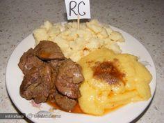 Carne, Mashed Potatoes, Ethnic Recipes, Food, Whipped Potatoes, Smash Potatoes, Eten, Meals, Shredded Potatoes