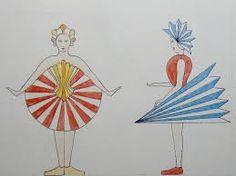 Afbeeldingsresultaat voor triadic ballet