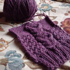 Working on some new ideas littlenutmegproductions #meghanjoneslnmp #knit #knittingaddict #knits #knitting #knitting_inspiration #knitted #knitlove #knitters #knittersofig #knittersoftheworld #knittersofinstagram #makersofinstagram #knitdesign #knitdesigner #design #designer #yarn #yarnaddict #yarnlove #yarnlover #yarnsofinstagram #knitcables #cables #purple #berroco #berrocoyarn