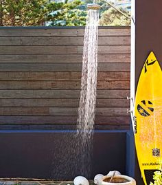 Squeezed Daily - Tropical Living: Outdoor showers