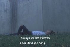 Image shared by ella. Find images and videos about quotes, grunge and life on We Heart It - the app to get lost in what you love. Movies Quotes, Film Quotes, Cartoon Quotes, Citations Film, Grunge Quotes, Saddest Songs, Tumblr Quotes, Quote Aesthetic, Aesthetic Poetry