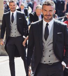 7b3d57289b David Beckham, Royal Weddings, Prince Harry, Single Breasted, Catwalk, Suit  Jacket