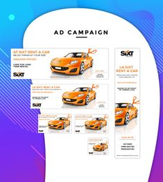 Ad Campaign – Things at your size Advertising, Ads, Banner Design, Banners, Backdrops, Promotion, Presentation, Campaign, Layout