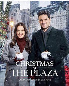 Christmas at the Plaza with Ryan Paevey & Elizabeth Henstridge Películas Hallmark, Hallmark Holiday Movies, Xmas Movies, Hallmark Channel, Family Movies, Great Movies, Ryan Paevey, Movie To Watch List, Lifetime Movies