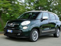 Fiat 500L Living specs - http://autotras.com