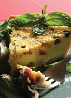Country French Tart Image