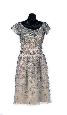 ~Yves Saint Laurent for Dior 1958~