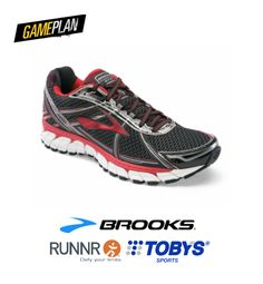 Brooks Adrenaline GTS 15 5 new gear you should look out for: http://www.whatsyourgameplan.tv/blog/5-new-running-gear-you-should-look-out-for/