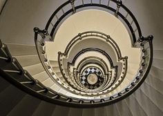 25 Beautiful Spiral Staircase Designs Bringing Art into Architecture