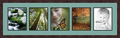 Art to Frames DoubleMultimat56381889FRBW26061 Collage Frame Photo Mat Double Mat with 5  8x10 Openings and Espresso frame >>> You can get additional details at the image link. Note: It's an affiliate link to Amazon.