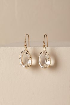 Lennon Drop Earrings from @BHLDN