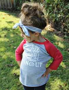 All About That Snout grey/red raglan size by KatieGoodwinArt Razorback Shirt, Razorback Baby, Cute Outfits For Kids, Cute Kids, Cute Shirts, Kids Shirts, Southern Outfits, Arkansas Razorbacks, T Shirt Diy