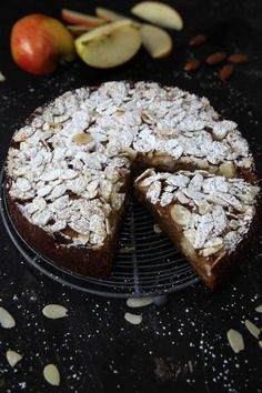 7. Gluten Free Almond Apple Cake | Community Post: 25 Days Of Gluten Free Christmas Desserts That You Will Truly Love