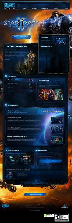 StarCraft II  http://us.blizzard.com/en-us/games/sc2/