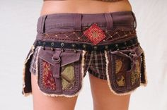 Made To Order One of A Kind Festival Belt With by gypsecouture