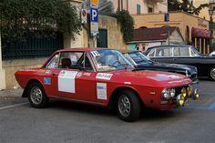 Lancia Fulvia Coupè   Flickr - Photo Sharing!