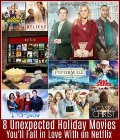 8 Unexpected Holiday Movies on Netflix