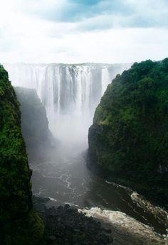 Victoria Falls, Africa.