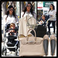 """""""137. Street Style: Kourtney Kardashian"""" by jovana-salvatore on Polyvore"""