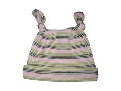 Hier habe ich eine süße Mütze ideal für die Übergangszeit oder für kühlere Sommertage.    100% Baumwolle, gekämmt  Babymütze aus Interlock  Breiter...