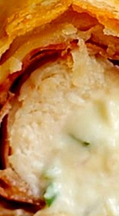 Cheesy Chicken Wellington (printed and video recipe) Cheesy Chicken Wellington (printed and video recipe) Mexican Chicken Recipes, Beef Recipes For Dinner, Best Chicken Recipes, Entree Recipes, Turkey Recipes, Chicken Wellington, Crockpot Chicken Thighs, Recipe Using Chicken, Food Dishes