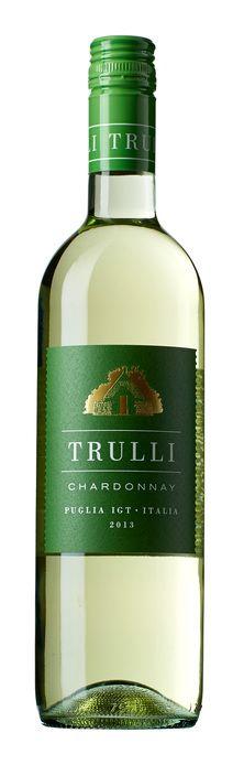 Trulli Chardonnay, Puglia, Italia.