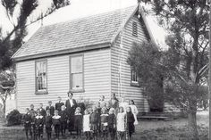 Newington State School No. 1313 - later moved to Wallington