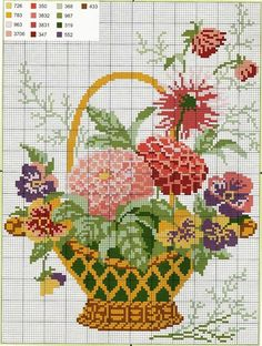 APEX ART is a place for share the some of arts and crafts such as cross stitch , embroidery,diamond painting , designs and patterns of them and a lot of othe. Cross Stitch Love, Cross Stitch Flowers, Cross Stitch Kits, Cross Stitch Charts, Cross Stitch Designs, Cross Stitch Patterns, Basic Embroidery Stitches, Cross Stitch Embroidery, Mosaic Flowers