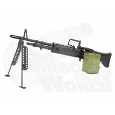 It is built almost entirely out of metal, mainly alloy and steel with polymer stock and front hanguard. Airsoft Gear, Vietnam, Guns, Steel, Weapons Guns, Pistols, Gun, Shotguns, Rifles