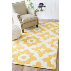 nuLOOM Handmade Modern Fancy Kids Rug (7'6 x 9'6) - Overstock Shopping - Great Deals on Nuloom 7x9 - 10x14 Rugs
