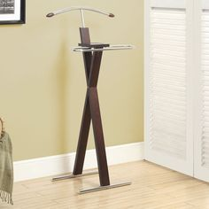 Found it at Wayfair.ca - Chrome Metal Bedroom Valet Stand