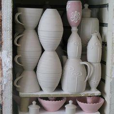 Cecilia Boivie: kiln charging