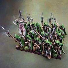 Warhammer Wood Elves Army Warhammer Wood Elves, Warhammer Fantasy, Stormcast Eternals, Infinity The Game, Wood Elf, Fantasy Battle, High Elf, Fantasy Miniatures, Warhammer 40000