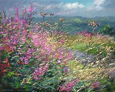 Mark Preston artist, paintings and art at the Red Rag British Art Gallery