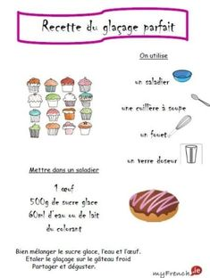 cooking techniques ~ cooking techniques _ cooking techniques basic _ cooking techniques gourmet _ cooking techniques cheat sheets _ cooking techniques videos _ cooking techniques step by step Easy Cake Recipes, Easy Desserts, Sweet Recipes, Delicious Desserts, Cupcake Recipes, Cooking With Kids, Easy Cooking, Cooking Recipes, Cooking Ham