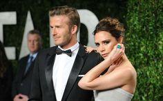 Victoria nổi máu ghen khi David Beckham trò chuyện với gái trẻ - Afamily