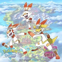 """Okay guys! Here's my """"prediction"""" on how Scorbunny's evo could look like 🤔 . What do u think? What's your prediction for them? Nintendo Pokemon, Cool Pokemon, Pokemon Stuff, Game Character Design, Character Art, Pokemon Breeds, Curious Creatures, Pokemon Pictures, Creature Design"""