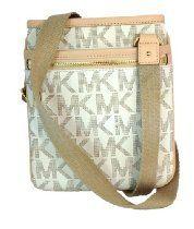 MICHAEL Michael Kors Crossbody MK Logo PVC From Michael Kors - Bags or Shoes Shop