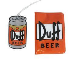 Kit Viagem Duff Beer